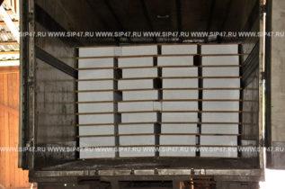 сип панели пола 625 мм