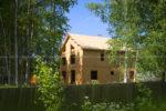 Закончено строительство СИП-дома 291 м²