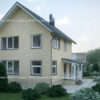 Дом из сип панелей 102,3 м²