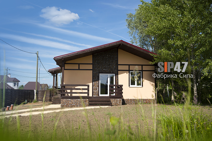 Продается дом с участком для постоянного проживания