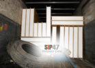 СИП- панели отгружены в деревню Виллозского городского поселения