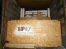 Комплект СИП- панелей отгружен в посёлок Разметелево ЛО