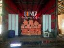 Отгружаем СИП- панели и пиломатериалы для строительства пристройки в Рощино