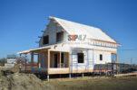 Строительство СИП- дома из огнестойких СМЛ- СИП- панелей
