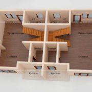 Планировка 1 этажа тп6