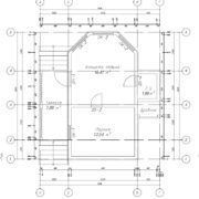 план 1 этаж ТП11
