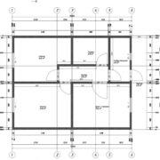 план 1 этаж ТП9