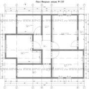 Планировка 2 этажа тп8