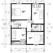 план 2 этажТП1