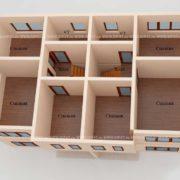 Планировка 2 этажа тп6
