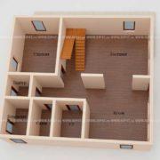 Планировка 1 этажа тп7