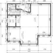 план 1 этаж ТП2