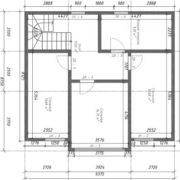 план 2 этаж ТП2