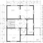 план 1 этаж ТП14