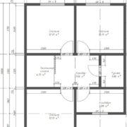 план 2 этаж ТП14