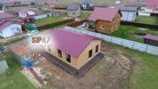 Дом из сип панелей по финскому проекту