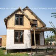 Дом из сип панлей