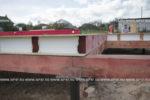 Монтаж цокольного перекрытия из сип панелей