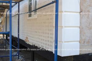 строительство из сип панелей