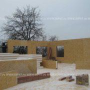 Строительство коммерческого здания