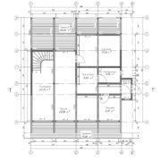 План 1 этаж ТП 21