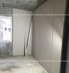 Шумоизоляция в доме из сип панелей