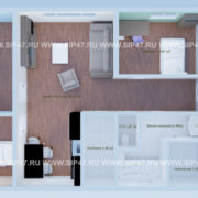 План 1 этаж ТП22