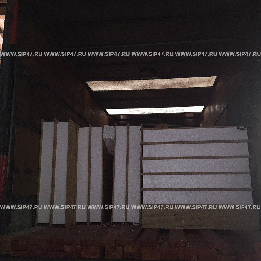 СИП панели в Коккорево