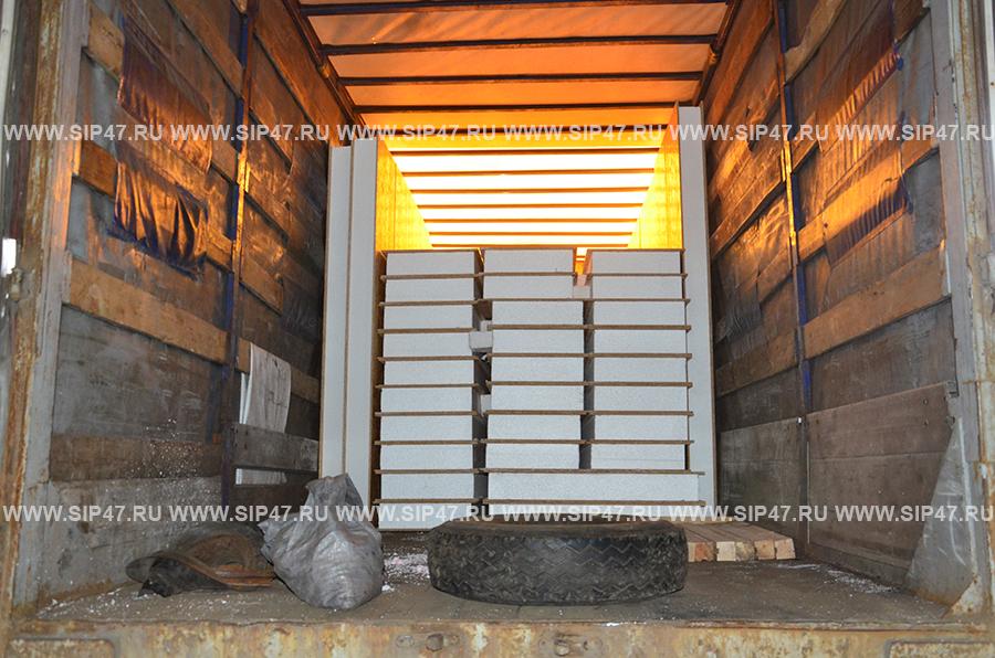 Сип панели в Аропаккузи