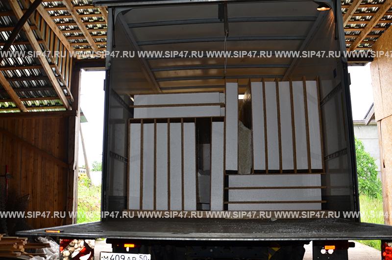 СИП панели в город Петрозаводск