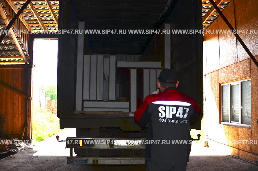 СИП панели в Приозерск