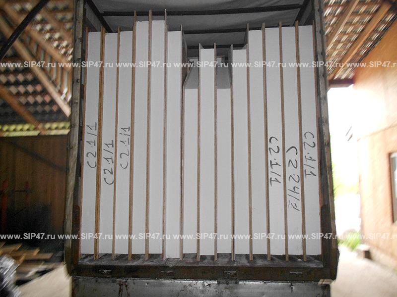 СИП панели в Санино