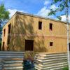 Дом из сип панелей 291 м²