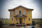 Закончено строительство СИП-домокомплекта