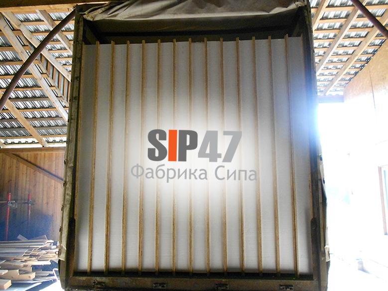 """СИП-панели """"эконом"""" 174 мм в Архангельск"""