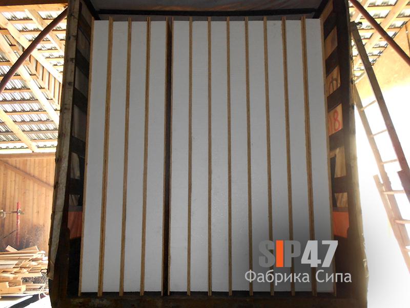 Доставка СИП-панелей в Архангельскую область