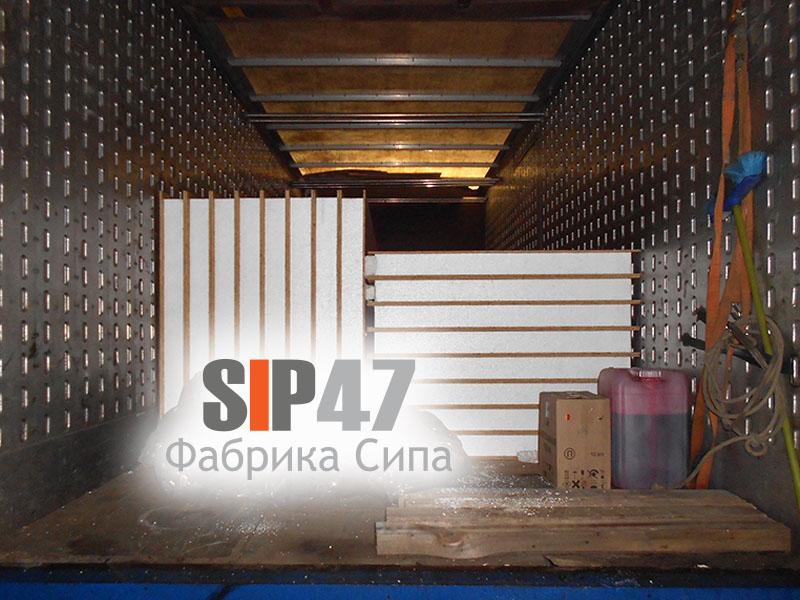 СИП-панели в Радофинниково