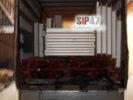СИП панели 68х1250х2500 для курятника, СИП - панели с Green Board