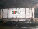 """Отгружаем домокомплект из СМЛ-СИП-панелей в коттеджный поселок """"Нева-ДА"""""""