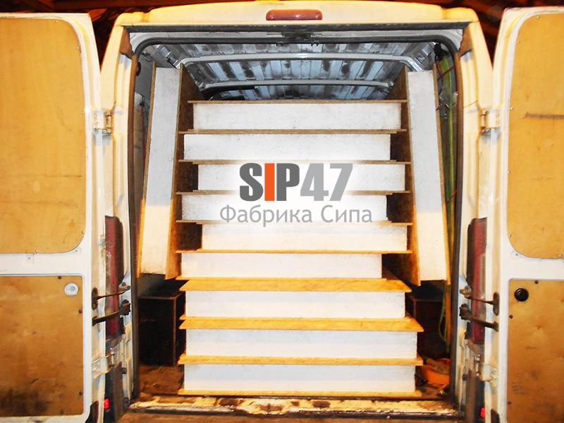 СИП-панели в город Приозерск