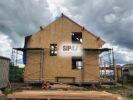 дом из сип панелей с мансардным этажом