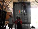 """Сегодня отгружен домокомплект из СИП - панелей в коттеджный поселок """"Брусничное"""""""