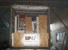 СИП- домокомплект в коттеджный поселок Вартемяги