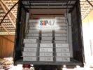Домокомплект из СИП- панелей отправляется в город Химки