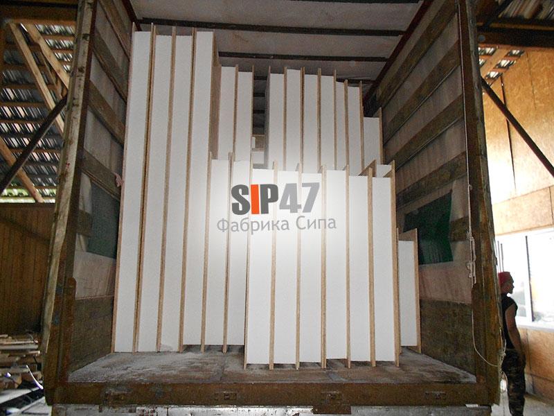 СИП- Домокомплект отгружен в Игору Приозерский район