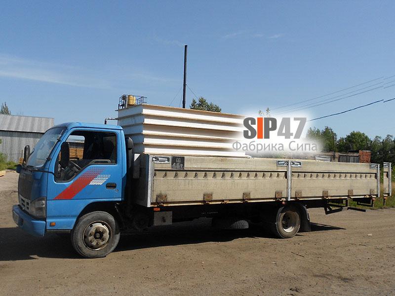 СИП- панели в город Сертолово Ленинградская область