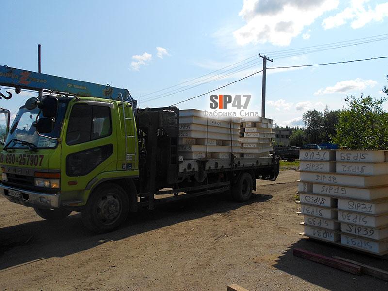 СИП- домокомплект в деревню Яльгелево