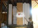 Домокомплект из СИП- панелей отгружен в деревню Большое Кольцово