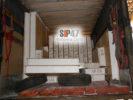 Пристройка из СИП- панелей в поселок Лебяжье
