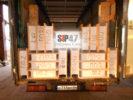 СИП- домокомплект по индивидуальному проекту отгружен в Московскую область